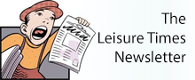 City of Port Washington The Leisure Times Newsletter